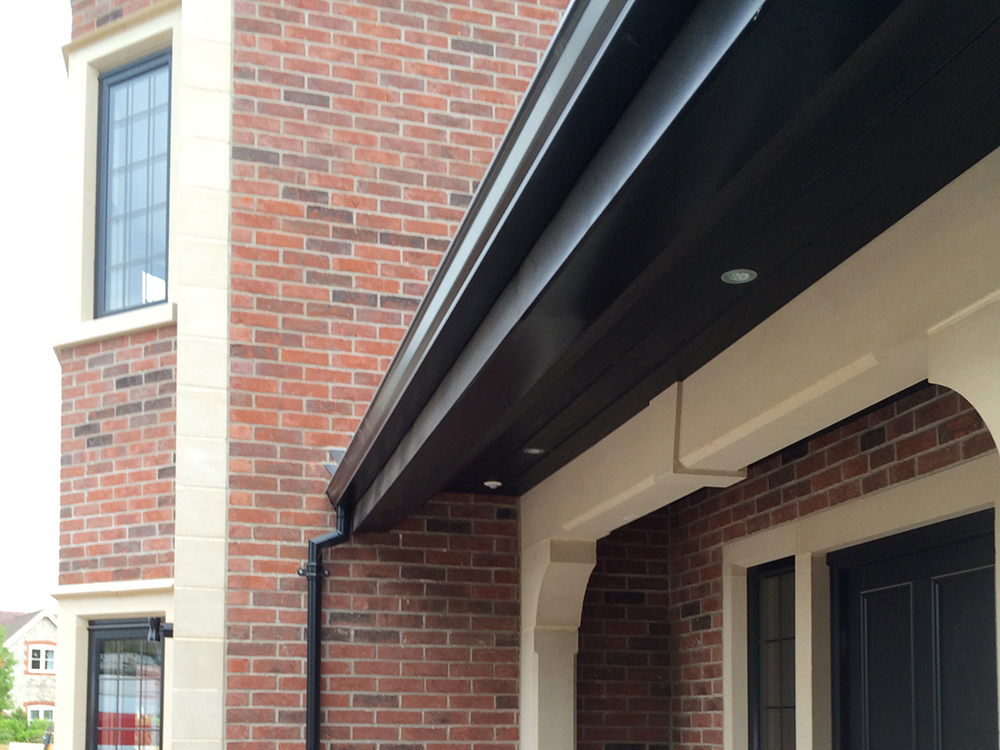 Aluminium Gutters And Downpipes An Overview Compare My