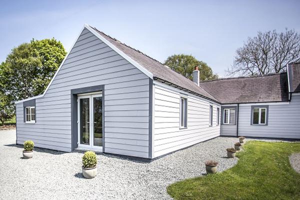 House Cladding Hampshire