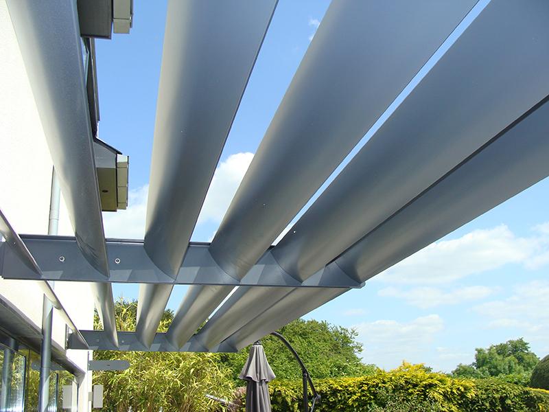solar shading Surrey
