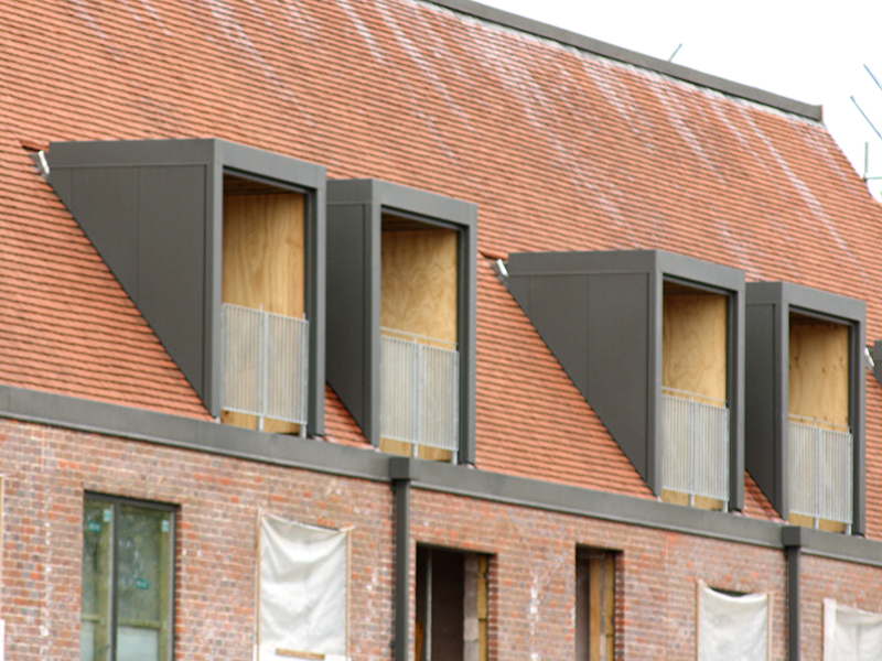 Bespoke cladding architectural features surrey hampshire for Window cladding